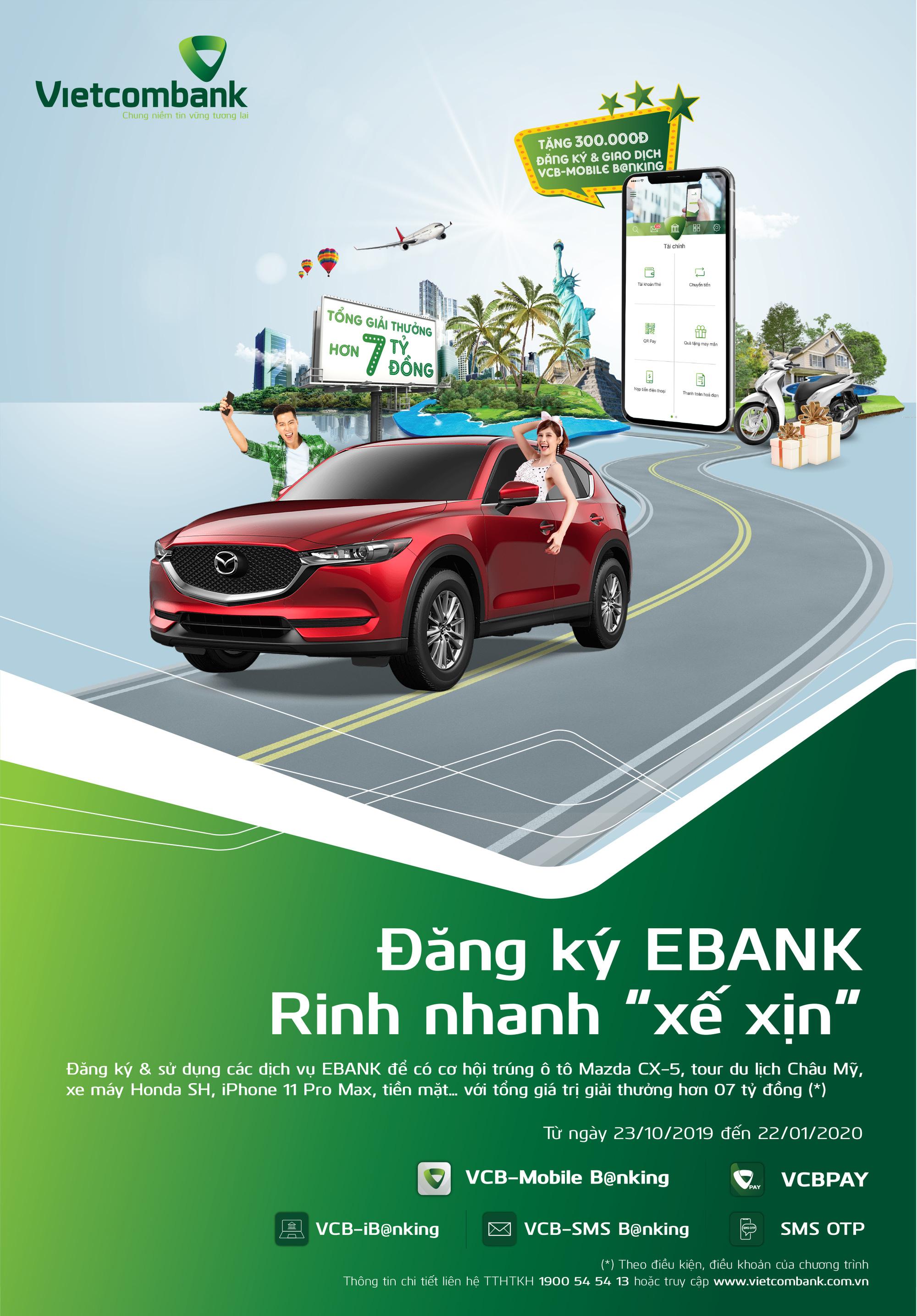 MOBILE BANKING - Hành trình từ trải nghiệm mới mẻ cách đây gần một thập kỉ cho đến sứ mệnh thay đổi thói quen tiêu tiền của người Việt - Ảnh 12.