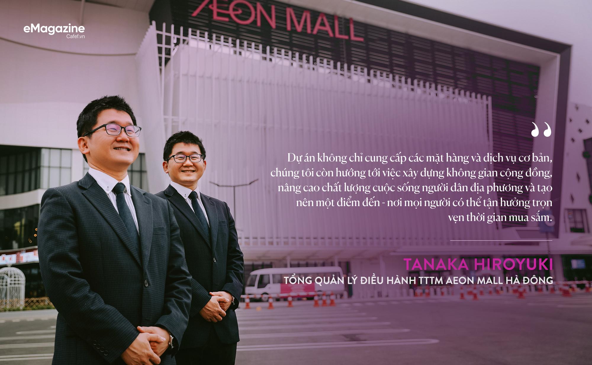 """AEON MALL Hà Đông: Từ tôn chỉ """"khách hàng là số 1"""", chúng tôi đặt mục tiêu hình thành nên cộng đồng tiêu dùng xanh, văn minh - Ảnh 9."""