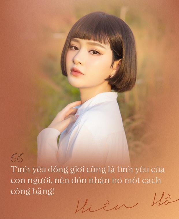 """Hiền Hồ lần đầu giải thích nút thắt trong MV mới về """"tiểu tam"""" đồng giới - ảnh 2"""