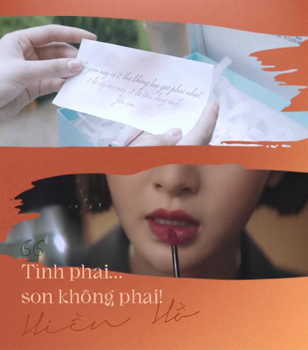 """Hiền Hồ lần đầu giải thích nút thắt trong MV mới về """"tiểu tam"""" đồng giới - ảnh 5"""