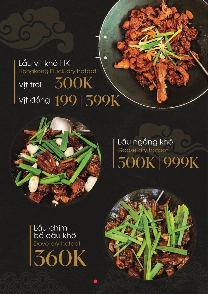 Khám phá món lẩu vịt khô Hồng Kông đặc biệt khiến dân sành ăn mê như điếu đổ - Ảnh 6.