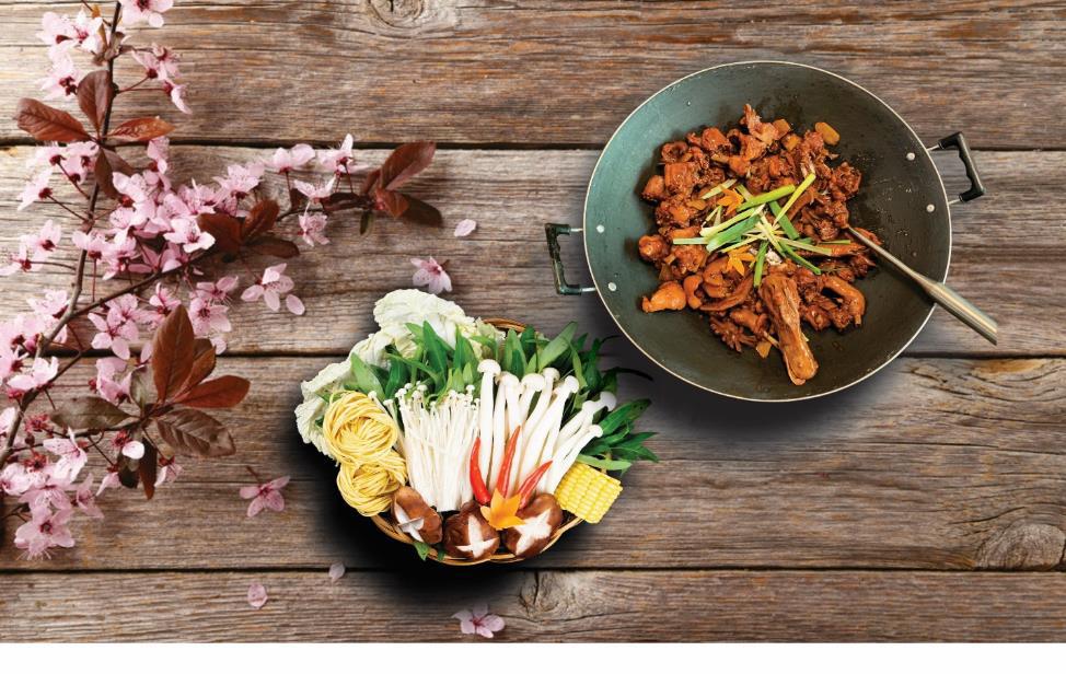 Khám phá món lẩu vịt khô Hồng Kông đặc biệt khiến dân sành ăn mê như điếu đổ - Ảnh 1.