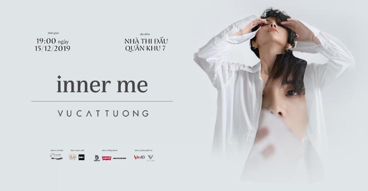 Vũ Cát Tường sẽ bán livestream concert Inner Me - Ảnh 1.