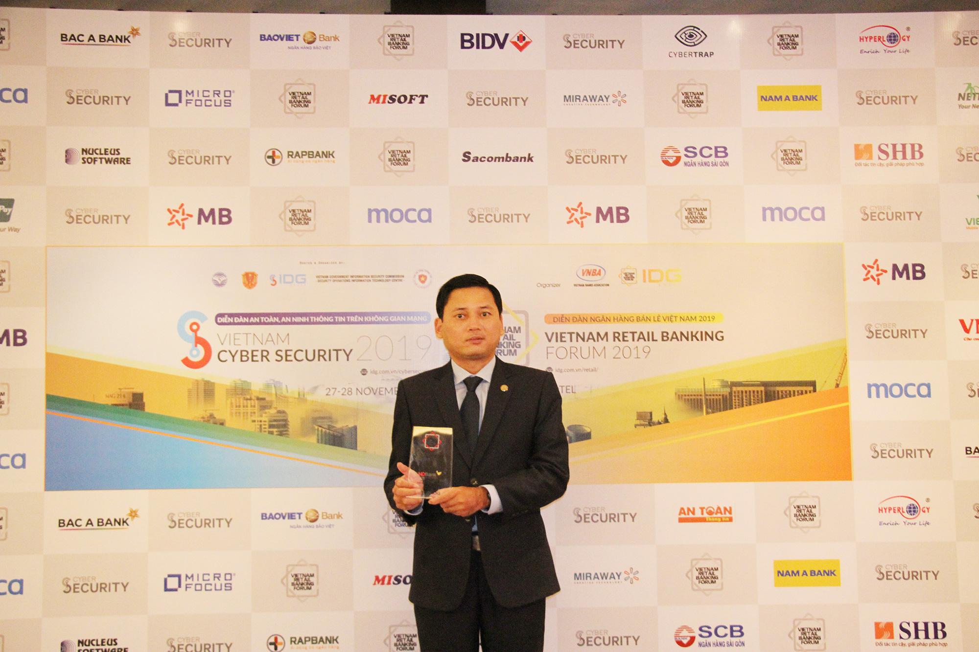 HDBank nhận giải Ngân hàng tiêu biểu về Tín dụng Xanh - Ảnh 2.