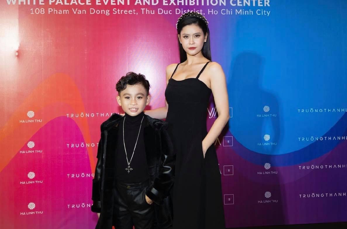 Mẫu nhí Pun Trần bảnh bao, xuất hiện cùng Trương Quỳnh Anh tại sự kiện - Ảnh 5.