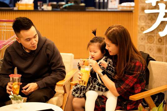Trà hoa quả YiFang Đài Loan khai trương tại Aeon Mall Hà Đông - Ảnh 5.