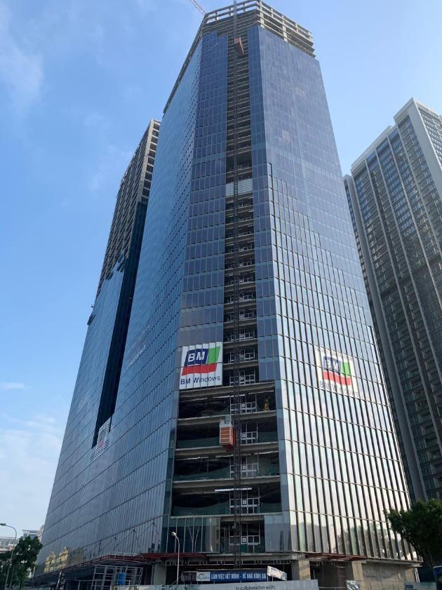 BM Windows khai trương Văn phòng tại Hà Nội - Ảnh 1.