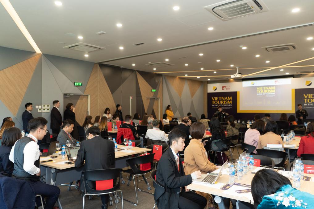 20 diễn giả Việt Nam và quốc tế mang đến những chủ đề nóng trong Tọa đàm quốc tế về du lịch Việt Nam trong thế kỷ 21 - Ảnh 1.