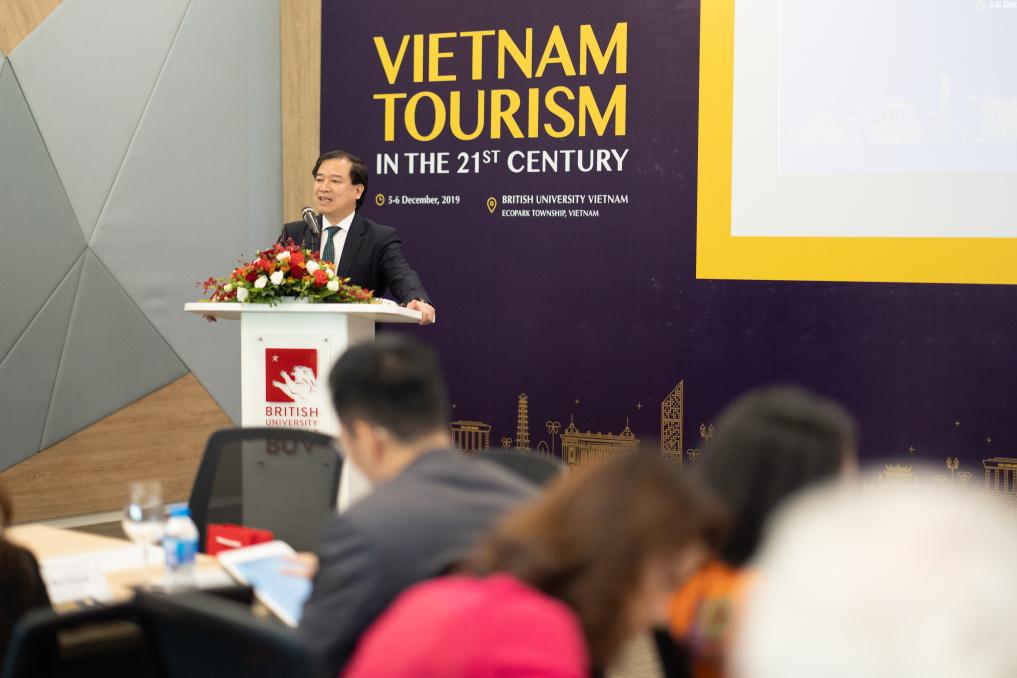 20 diễn giả Việt Nam và quốc tế mang đến những chủ đề nóng trong Tọa đàm quốc tế về du lịch Việt Nam trong thế kỷ 21 - Ảnh 2.