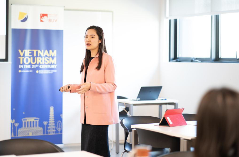 20 diễn giả Việt Nam và quốc tế mang đến những chủ đề nóng trong Tọa đàm quốc tế về du lịch Việt Nam trong thế kỷ 21 - Ảnh 5.