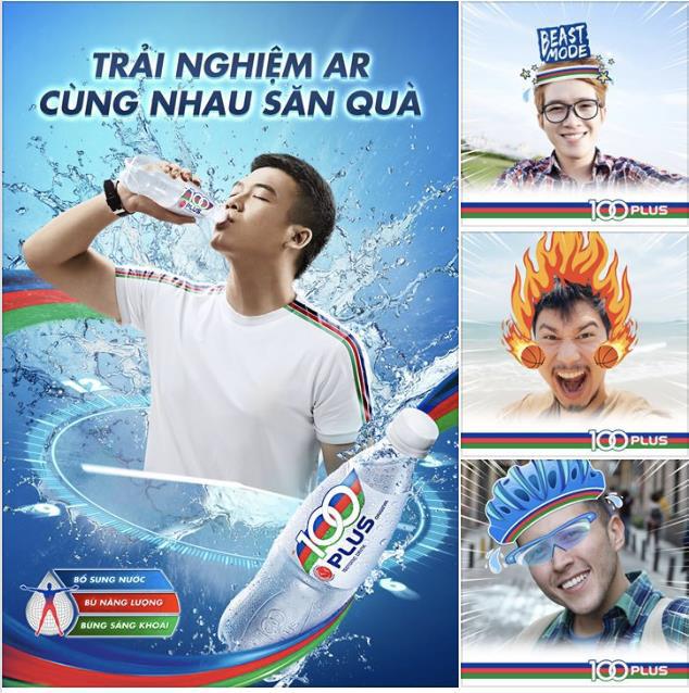 Giới trẻ hào hứng thể hiện tinh thần cổ vũ đội tuyển Việt Nam bằng ứng dụng chụp ảnh mới - Ảnh 5.