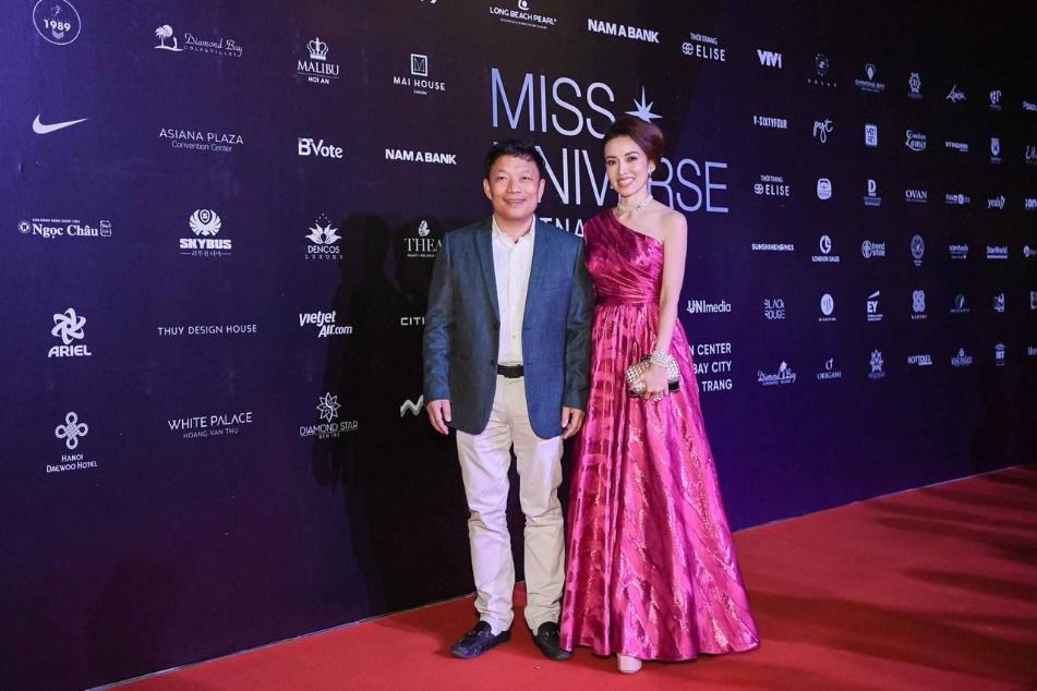 Tân Hoa hậu Nguyễn Trần Khánh Vân được trao vương miện Brave Heart - Ảnh 5.