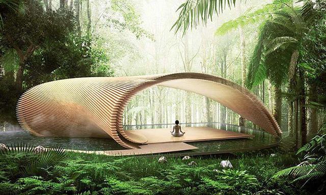"""Dự án 1,2 tỷ USD ở Quận 7 chi nghìn tỷ phát triển hàng chục vườn """"địa đàng bên sông"""" - Ảnh 4."""