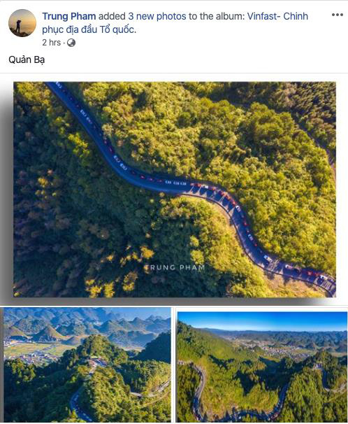 Dàn sao Việt rủ nhau thẳng tiến Hà Giang, ai cũng tự hào vì được lái VinFast - ảnh 7
