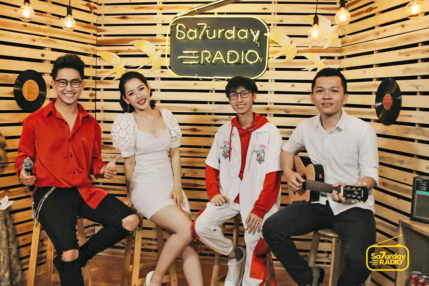 """Saturday Radio: Chi Pu lên sóng """"xóa tan"""" những hoài nghi khi kết hợp với Đen Vâu, Lynk Lee - Ảnh 1."""