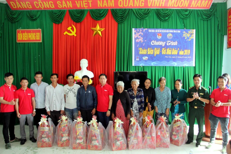 KCM phối hợp tổ chức chương trình Xuân Biên giới – Tết Hải đảo - Ảnh 1.