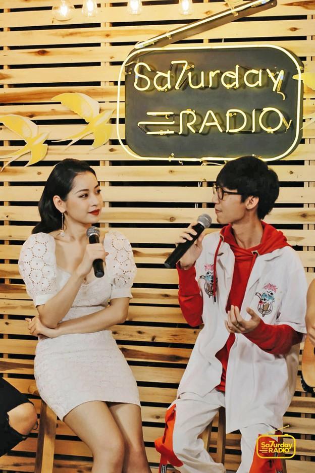 """Saturday Radio: Chi Pu lên sóng """"xóa tan"""" những hoài nghi khi kết hợp với Đen Vâu, Lynk Lee - Ảnh 3."""