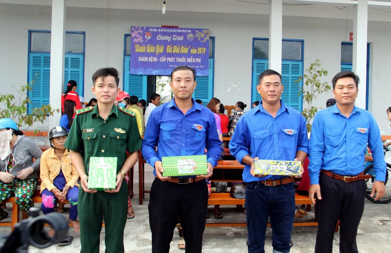 KCM phối hợp tổ chức chương trình Xuân Biên giới – Tết Hải đảo - Ảnh 3.
