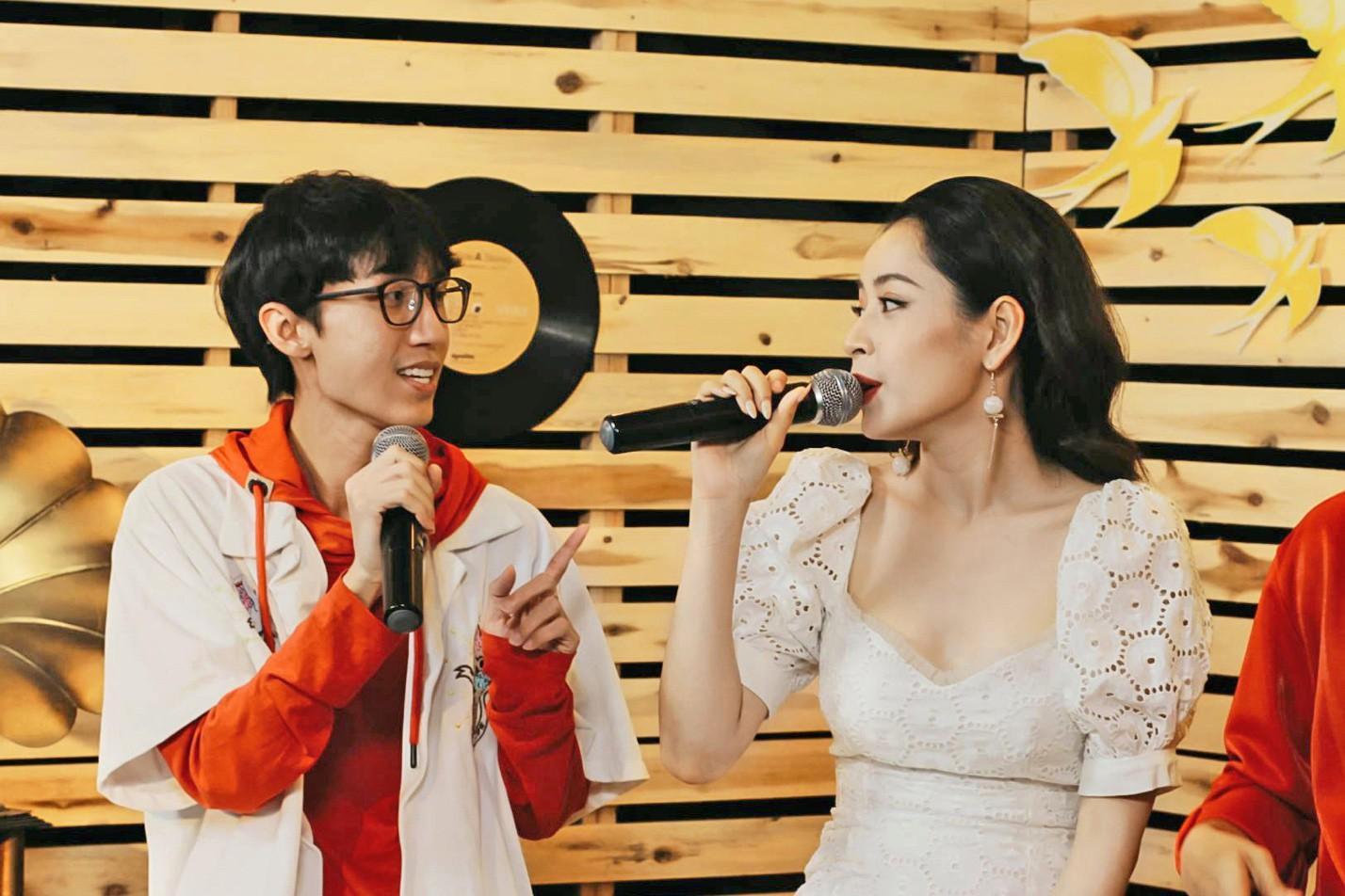 """Saturday Radio: Chi Pu lên sóng """"xóa tan"""" những hoài nghi khi kết hợp với Đen Vâu, Lynk Lee - Ảnh 4."""