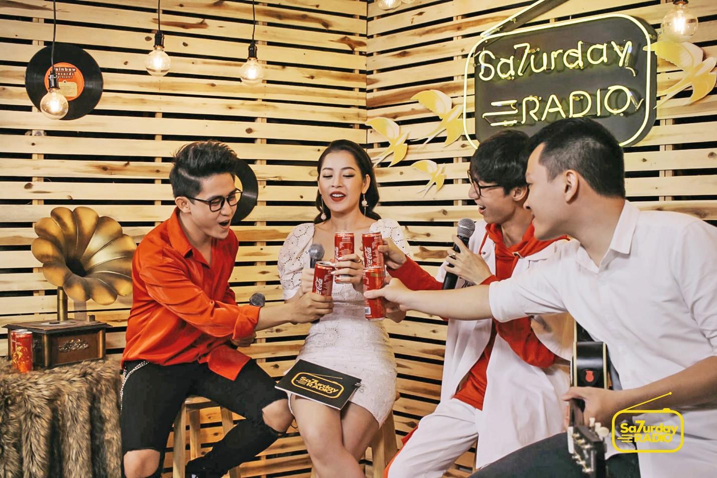 """Saturday Radio: Chi Pu lên sóng """"xóa tan"""" những hoài nghi khi kết hợp với Đen Vâu, Lynk Lee - Ảnh 5."""