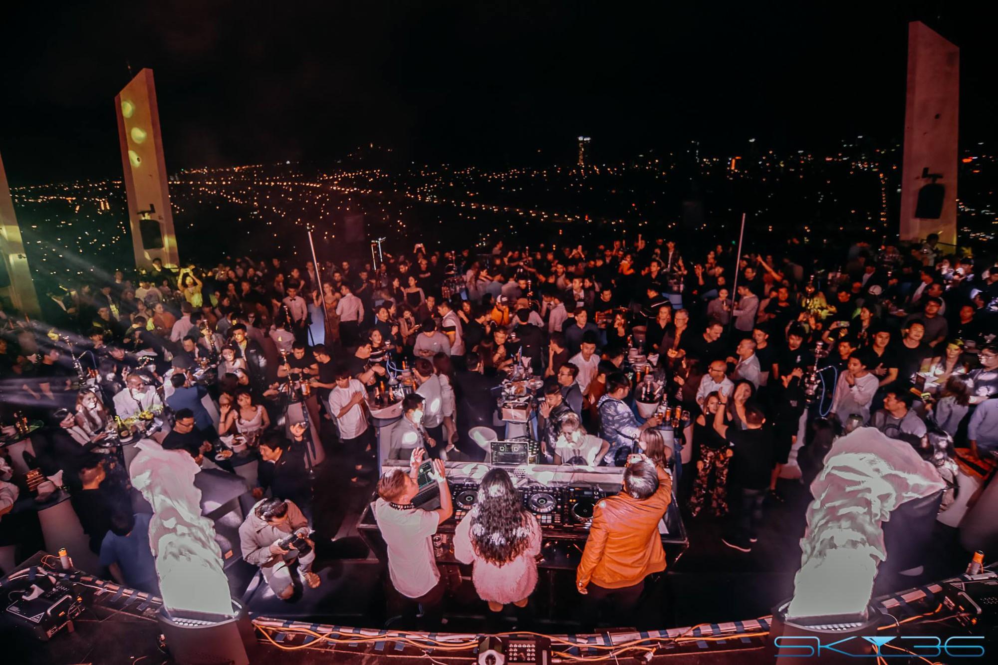 """Valentine nồng cháy cùng DJ Tít trong sự kiện """"Love affair"""" tại Sky36 - Ảnh 4."""
