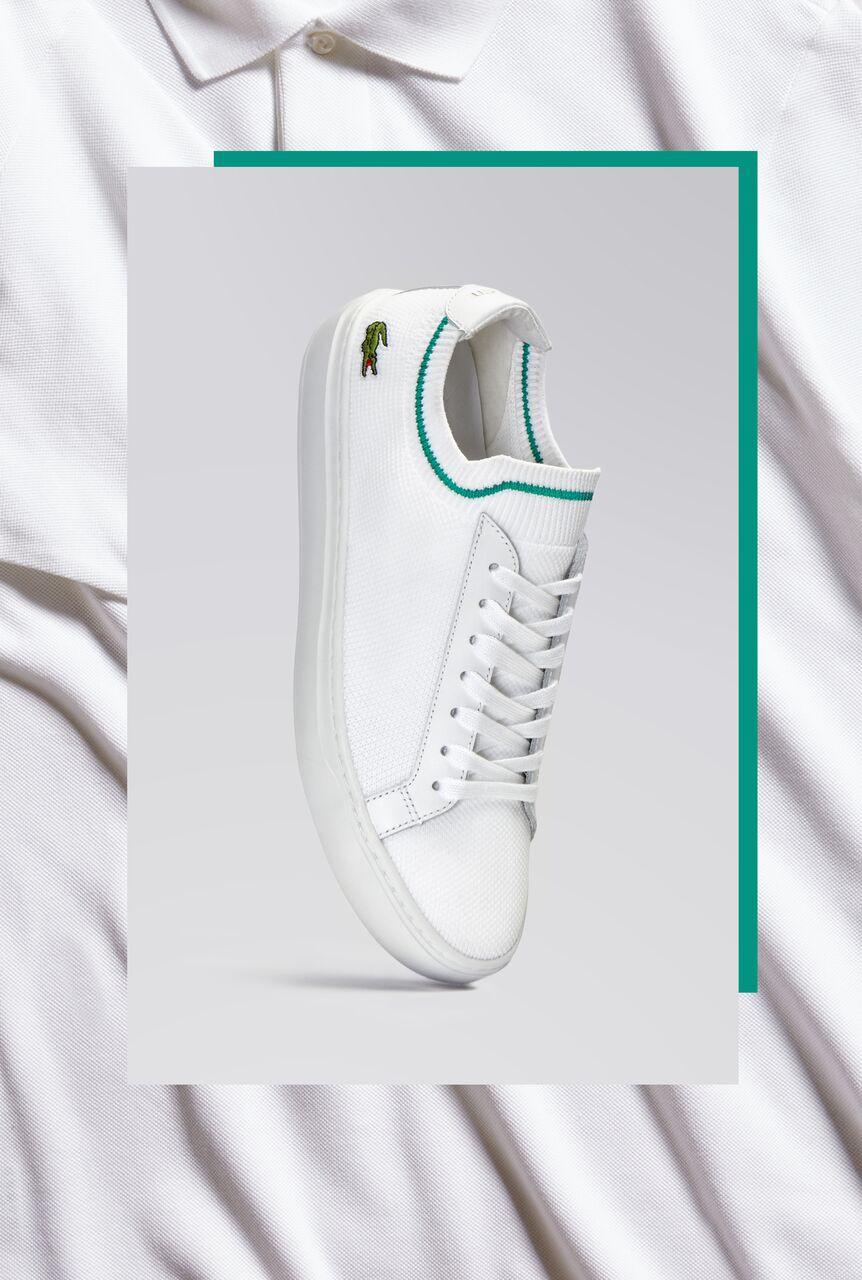 LACOSTE giới thiệu sneaker La Piquée cực chanh sả cho các cặp đôi đón Valentine - Ảnh 3.