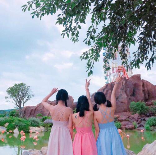 8 góc sống ảo ở Vinpearl Land Nha Trang cần nằm lòng để nịnh người yêu trong mùa Valentine - Ảnh 8.