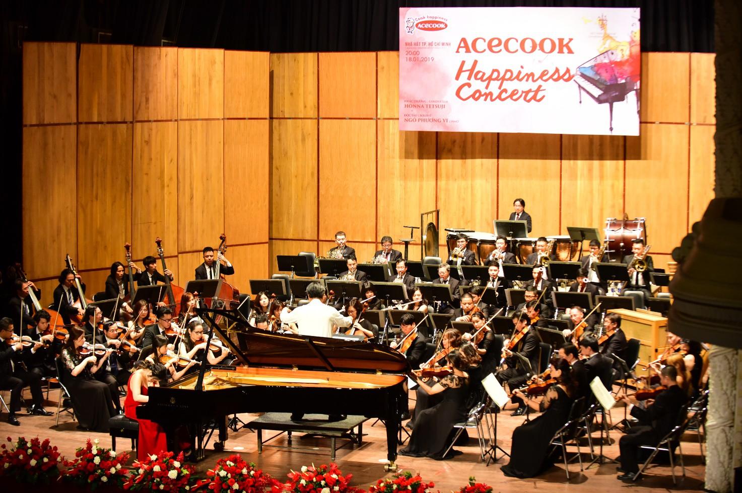Acecook Việt Nam đem nhạc giao hưởng đến gần công chúng: đường dài lan toả hạnh phúc - Ảnh 3.