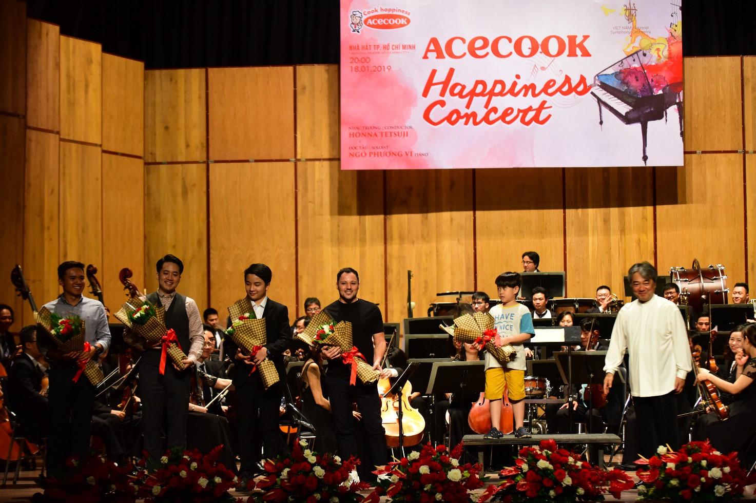 Acecook Việt Nam đem nhạc giao hưởng đến gần công chúng: đường dài lan toả hạnh phúc - Ảnh 5.