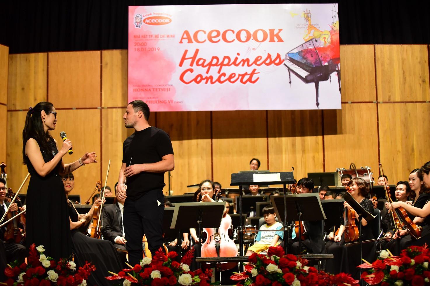 Acecook Việt Nam đem nhạc giao hưởng đến gần công chúng: đường dài lan toả hạnh phúc - Ảnh 4.