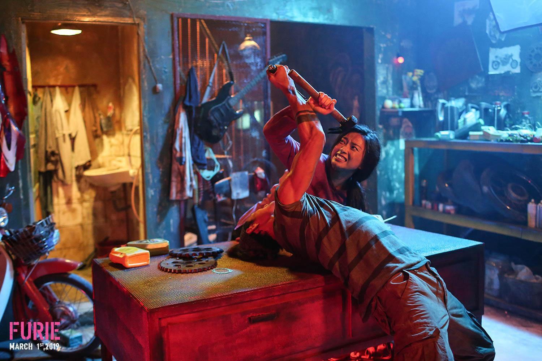 Ê kíp đến từ Hollywood góp phần tạo nên những pha hành động mãn nhãn trong phim Hai Phượng - Ảnh 6.