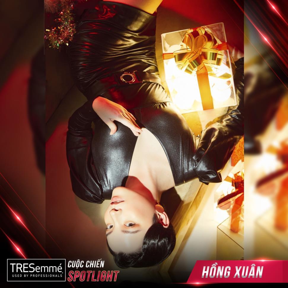Cuộc Chiến Spotlight chính thức lộ diện quán quân được chọn lựa bởi Hoa hậu Minh Tú - Ảnh 3.