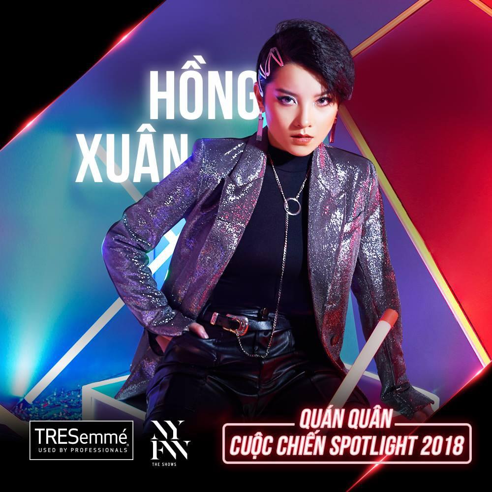 Cuộc Chiến Spotlight chính thức lộ diện quán quân được chọn lựa bởi Hoa hậu Minh Tú - Ảnh 5.