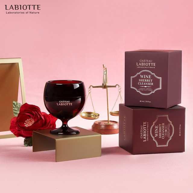Mỹ phẩm Labiotte - Chắt chiu từng giọt rượu vang Pháp - ảnh 2