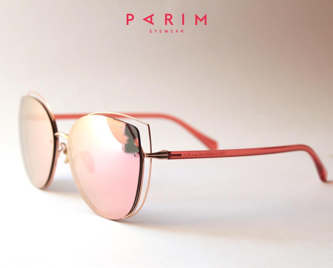Sức hút mãnh liệt từ bộ sưu tập mắt kính Xuân – Hè PARIM 2019 - Ảnh 4.