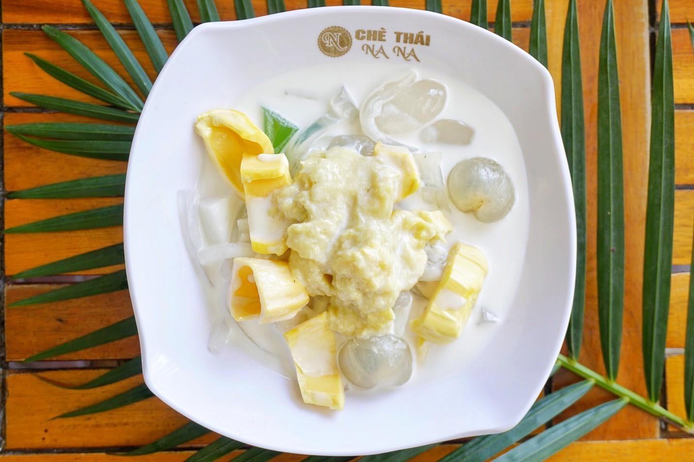 Đến Đà Nẵng ăn đặc sản chè Thái và tàu hũ sầu riêng, món quen mà lạ - Ảnh 3.