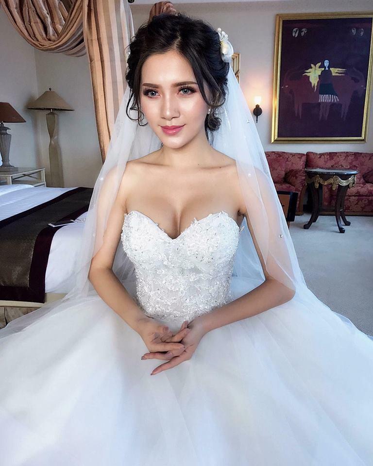 Váy cưới 2019: 5 mẫu váy cưới sẽ lên ngôi mà cô dâu cần biết - Ảnh 1.