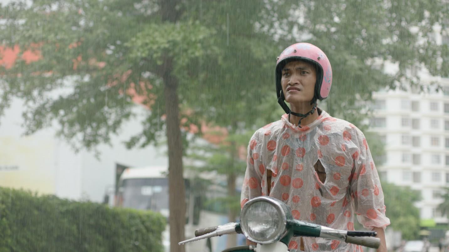 """Tết không cần phải đi chơi xa chỉ cần cười thả ga với Khả Như, Mạc Văn Khoa trong """"Cua lại vợ bầu"""" - Ảnh 4."""