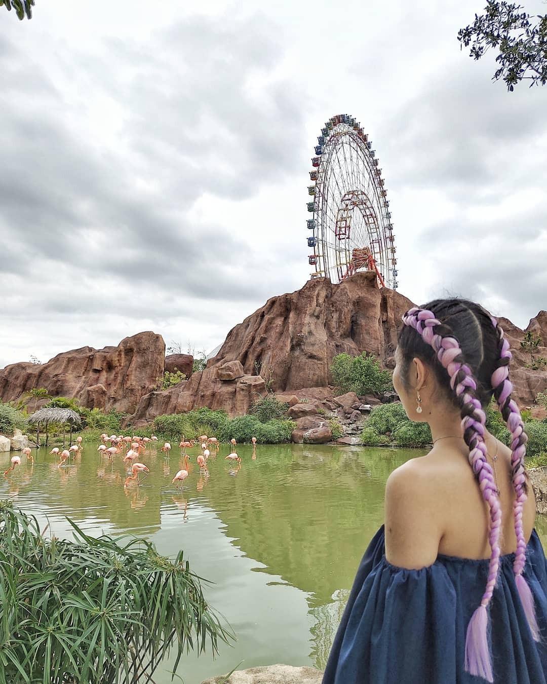 Phát hiện Nấc thang cầu vồng chụp ảnh siêu ảo diệu ở Nha Trang - Ảnh 8.