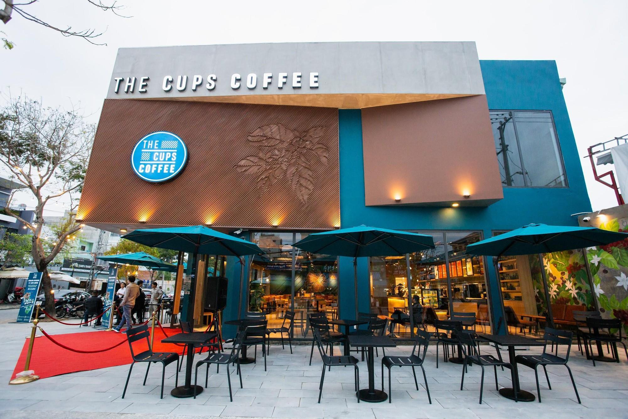 """Khám phá không gian chuỗi cửa hàng """"vạn người mê"""" của The Cups Coffe - Ảnh 3."""