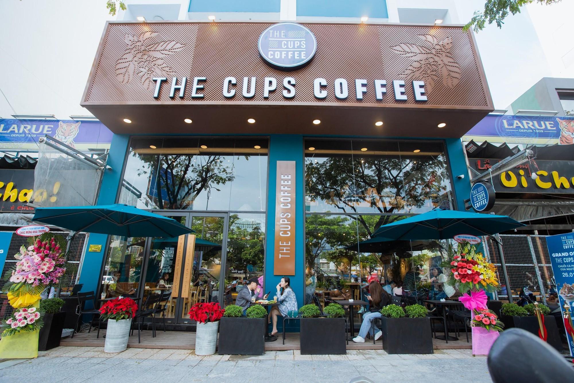 """Khám phá không gian chuỗi cửa hàng """"vạn người mê"""" của The Cups Coffe - Ảnh 4."""