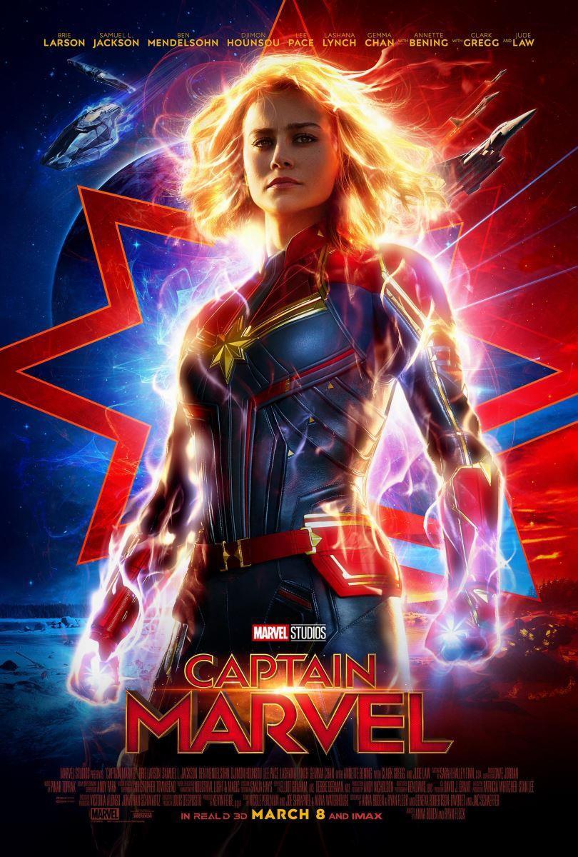 Captain Marvel và Hai Phượng: Đại diện nổi bật của hai trường phái hành động Hollywood - Ảnh 1.