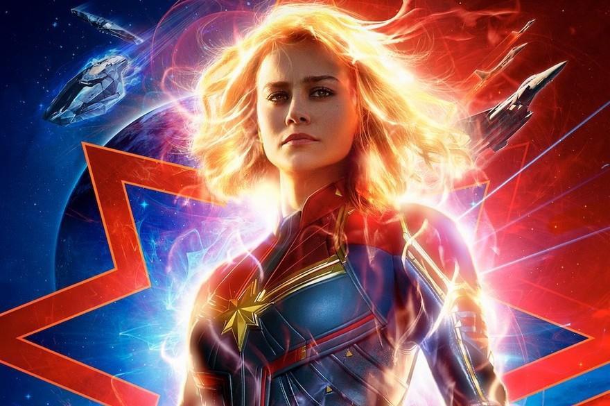 Captain Marvel và Hai Phượng: Đại diện nổi bật của hai trường phái hành động Hollywood - Ảnh 2.