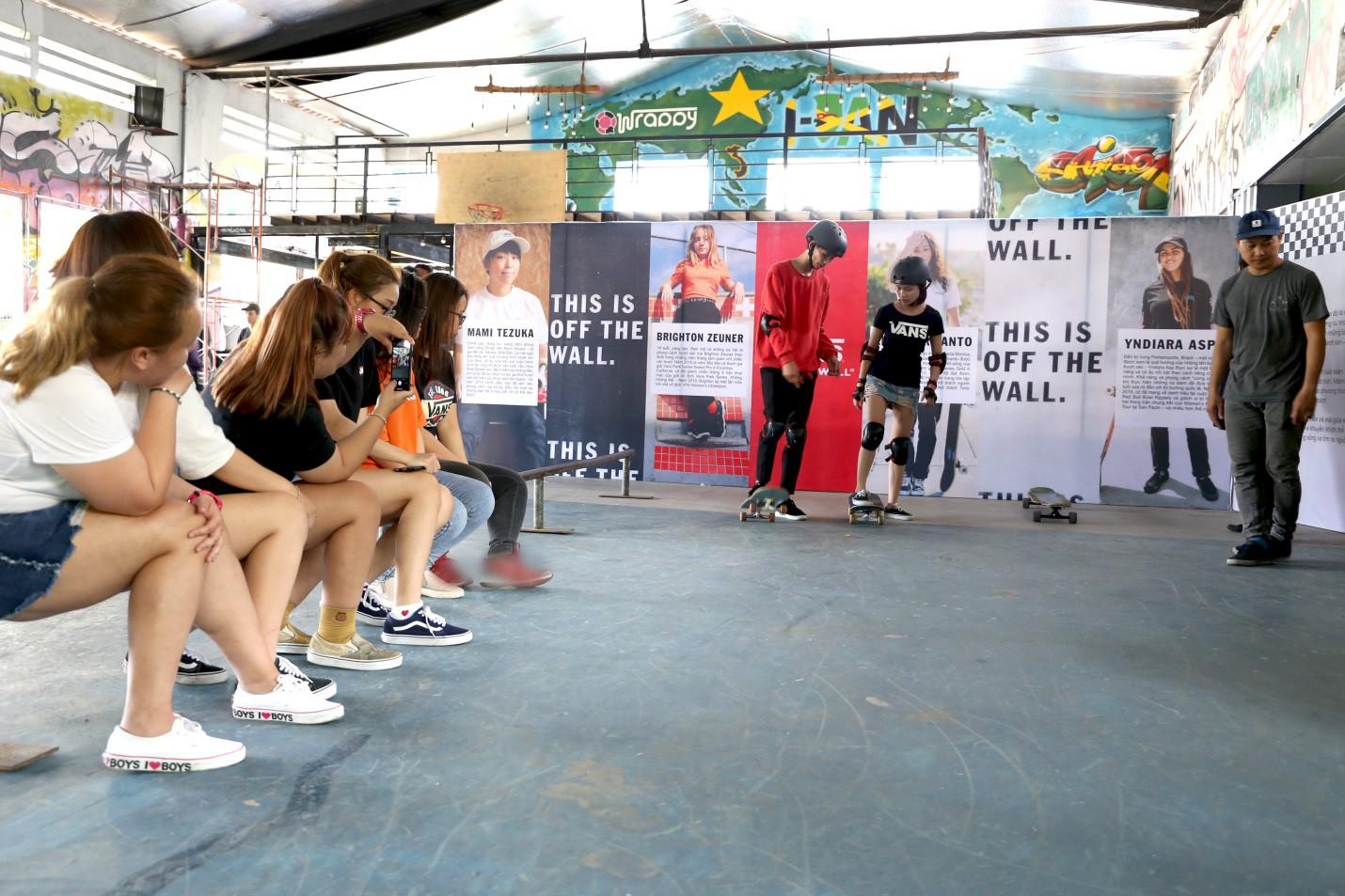 """""""Girls Skate Day"""" – Viết nên định nghĩa mới cho ván trượt nữ - Ảnh 3."""