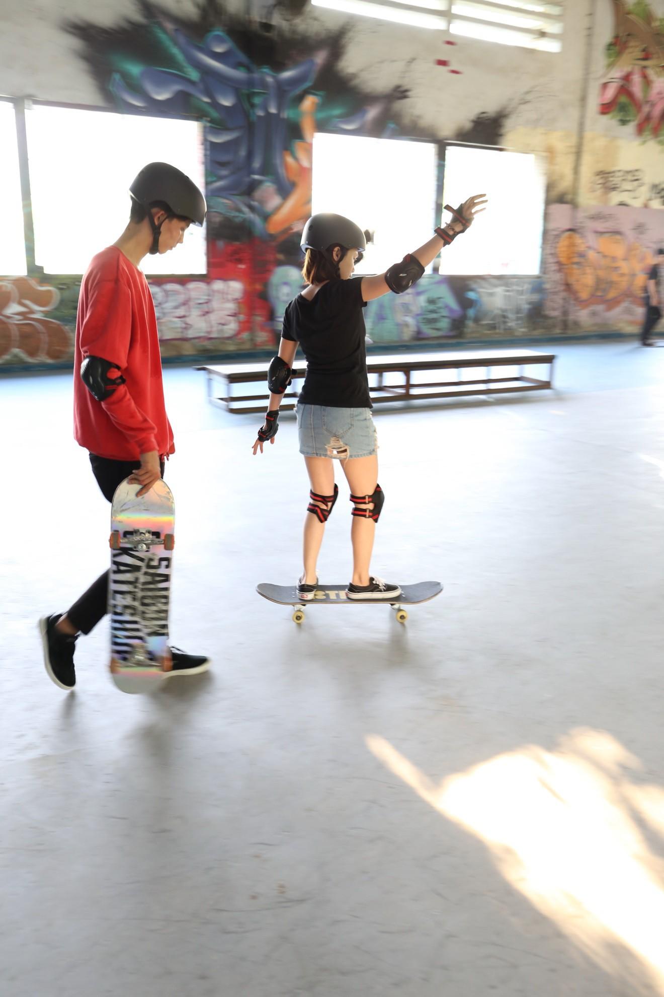 """""""Girls Skate Day"""" – Viết nên định nghĩa mới cho ván trượt nữ - Ảnh 5."""