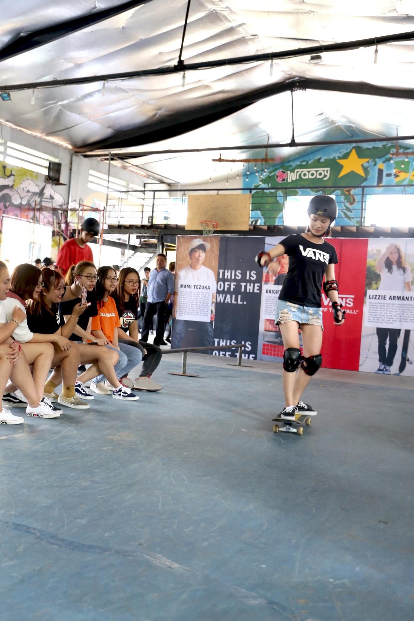 """""""Girls Skate Day"""" – Viết nên định nghĩa mới cho ván trượt nữ - Ảnh 6."""