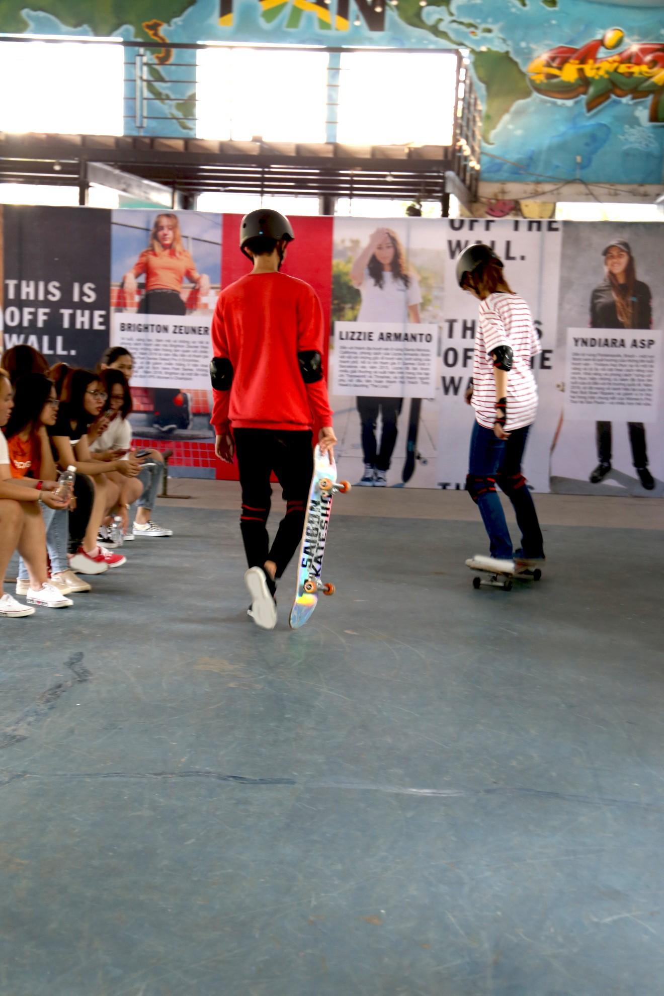 """""""Girls Skate Day"""" – Viết nên định nghĩa mới cho ván trượt nữ - Ảnh 7."""