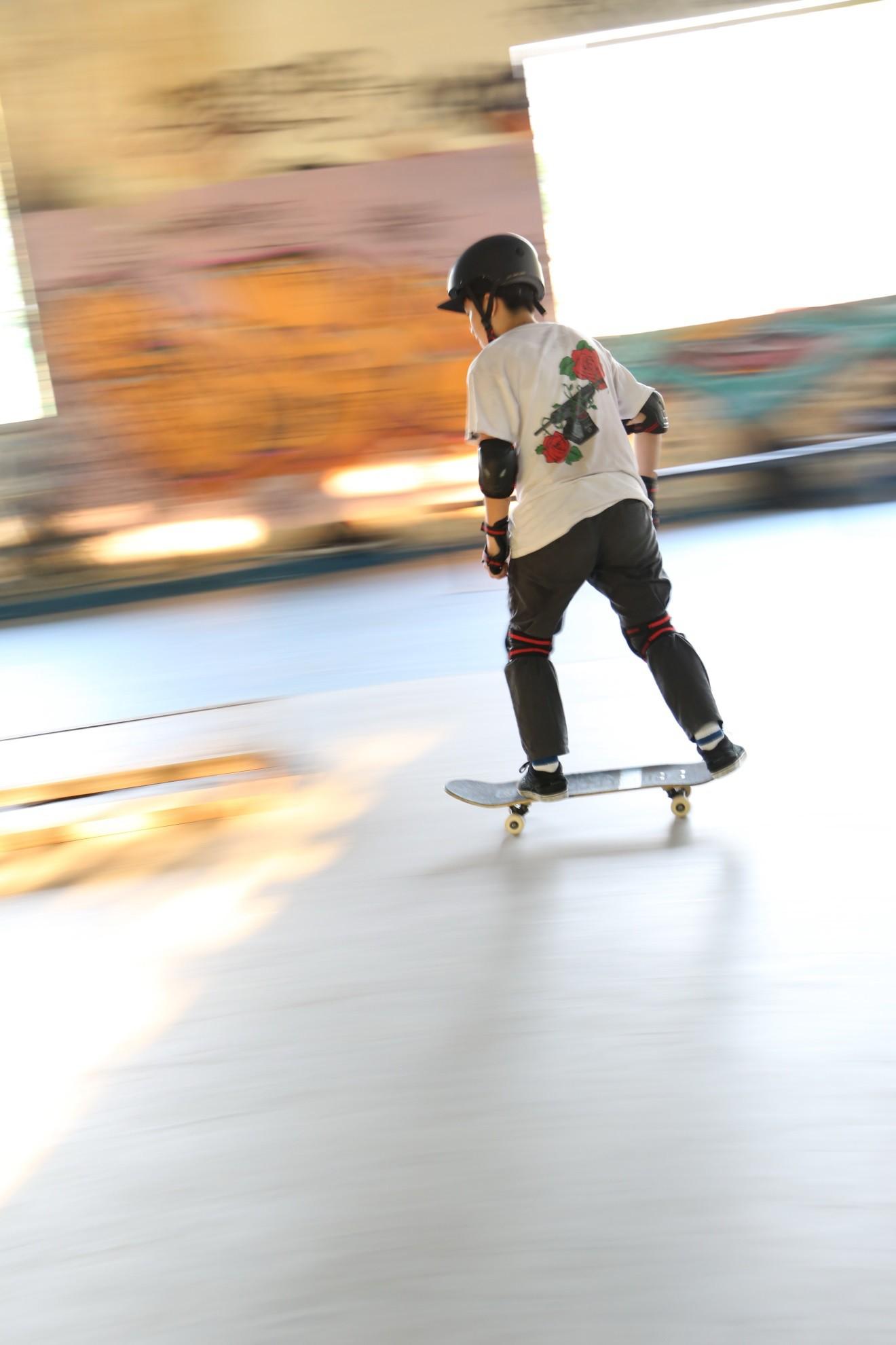 """""""Girls Skate Day"""" – Viết nên định nghĩa mới cho ván trượt nữ - Ảnh 8."""