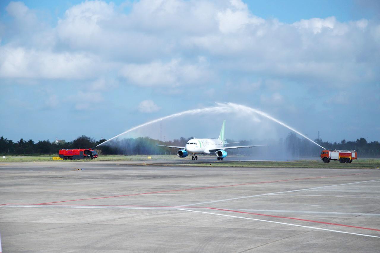 Bamboo Airways mở 3 đường bay mới từ Hà Nội đi Đà Lạt, Pleiku và Cần Thơ - Ảnh 1.