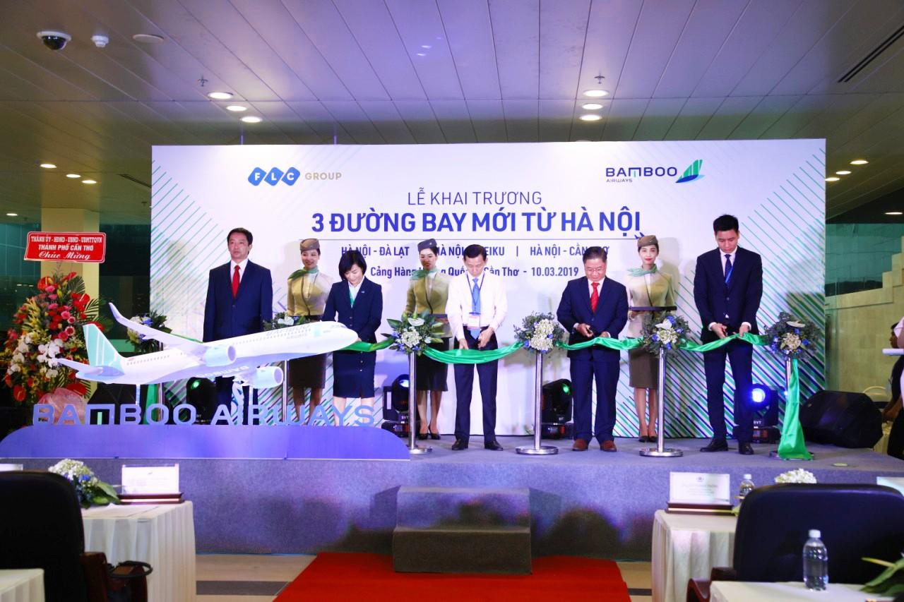 Bamboo Airways mở 3 đường bay mới từ Hà Nội đi Đà Lạt, Pleiku và Cần Thơ - Ảnh 3.